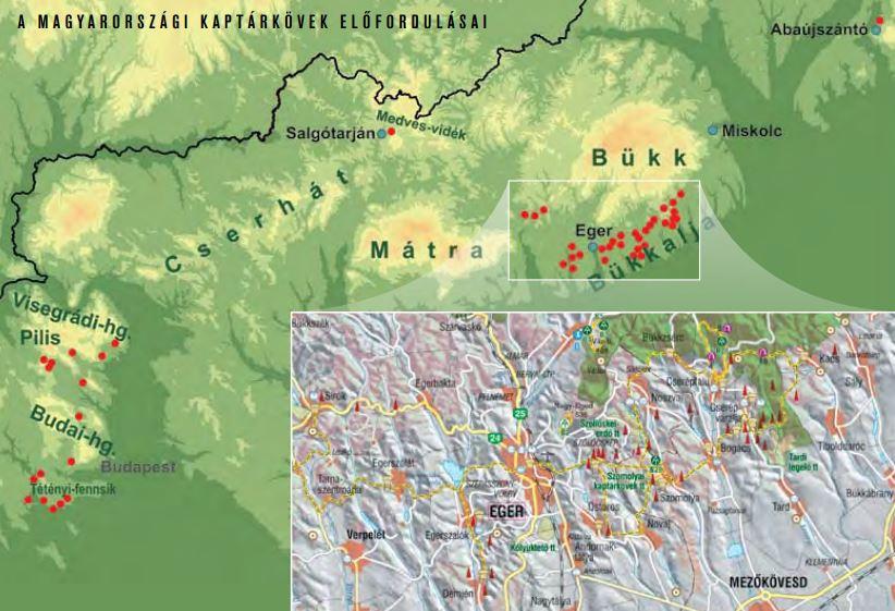 noszvaj térkép Kaptárkövek   Noszvaj 981 Vendégház noszvaj térkép